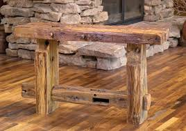 Rustic Furniture And Home Decor by Best 30 Of Rustic Barnwood Coffee Tables
