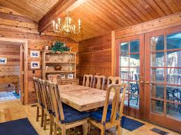 Wawona Dining Room by Cedar Chalet Get Your Nature On Vrbo