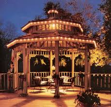 gazebo lighting ideas home design ideas and pictures