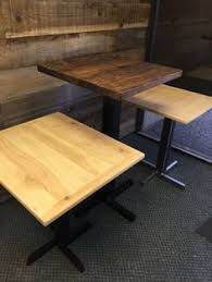 Reclaimed Wood Bistro Table Dining Table Reclaimed Wood Pub Table Bistro By Freshrestorations
