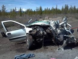 6 dead in 4 crashes on central oregon highways recent wrecks have