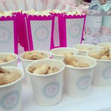 candy bar for baby shower zone romande decoration