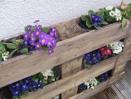 Wood Pallet Garden Ideas Upcycled Wooden Pallet Vertical Gardening Ideas Shabbyshe
