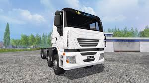 iveco stralis clixtar v1 4 for farming simulator 2015