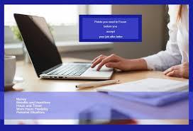 offer letter format job acceptance letter naukri com