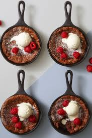 Goodhousekeeping Com by Molten Chocolate Skillet Brownies Recipe Skillets Mothers And