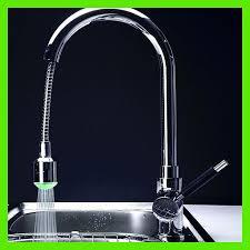 led kitchen faucet led faucet kitchen led kitchen faucet single lever led