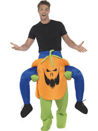 pumpkin costume piggy back pumpkin costume 47166 fancy dress