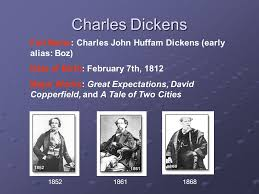 outline biographical sketch of charles dickens summary of a