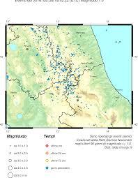 Norcia Italy Map Il Terremoto In Centro Italia Le Cause Focus It