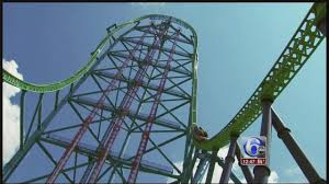 Six Flags Rollercoaster Fyi Philly Six Flags Great Adventure 6abc Com