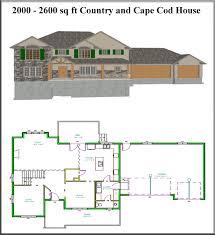 building plans for cape cod ez house plans