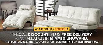 Cheap Modern Furniture Miami by Miami Furniture Store Free Same Day Delivery Furniture Stores