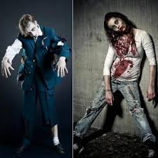 Halloween Zombies Costumes 25 Homemade Zombie Costume Ideas Zombie