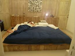 biggest bed ever what is the biggest bed size