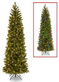 12 foot slim tree walmart slim tree with led