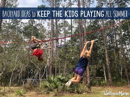 Summer Backyard Ideas Backyard Ideas To Keep The All Summer Wellness