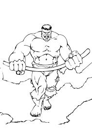 hulk u0027s move coloring pages hellokids