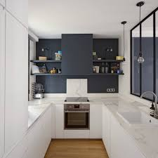 what is the best shape for a kitchen u shaped kitchen design when and how it works the best for