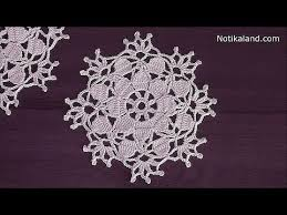 crochet snowflake pattern crochet doily crochet