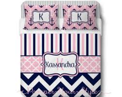 Customize Your Own Bed Set Nautical Bedding Etsy