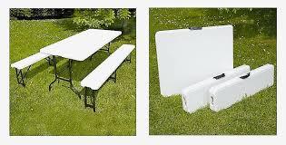 table et banc de cuisine banc et table pliante en bois pour conception cuisine inspirational