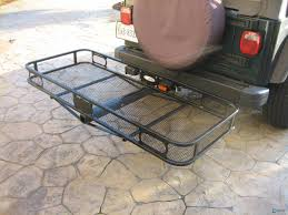 cargo rack for jeep jeep cargo carrier