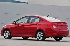 Hyundai Accent Interior Dimensions 2016 Hyundai Accent Pricing For Sale Edmunds