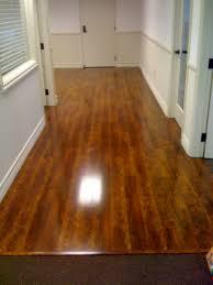 shiny hardwood floors titandish decoration
