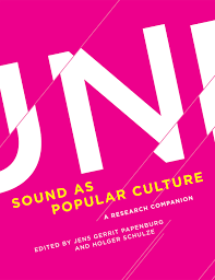 popular sound as popular culture the mit press