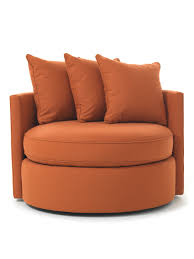Living Room Swivel Chairs by Beautiful Round Swivel Chairs In Interior Design For Home With