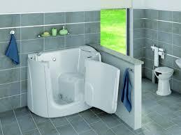 vasca da bagno con seduta bali la vasca con sportello elegante e sicura per anziani e