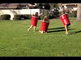 Red Solo Cup Halloween Costume Red Solo Cup Costume Dance