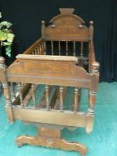 antique crib ebay