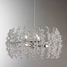 Light Crystal Chandelier Crystal Chandeliers Classic Colored U0026 Modern Shades Of Light