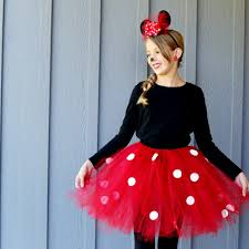 minnie mouse costume diy minnie mouse costume yep no sew sugar bee crafts