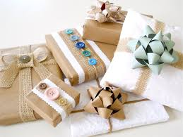 Ideas To Wrap A Gift - recycled gift wrap ideas a homemade living