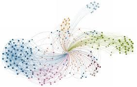social network data visualization strategic informatics