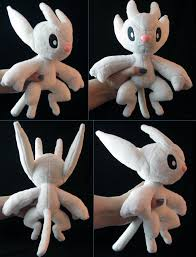 ori plush from ori and the blind forest by zaera deviantart com on