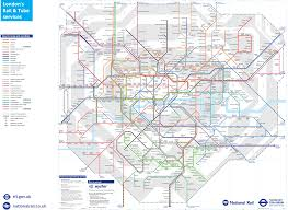 London On Map Tube Map Of London With Zones You Can See A Map Of Many Places