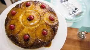 martha stewart u0027s easy pineapple upside down cake today com