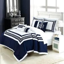 Twin White Comforter Set Navy And White Chevron Duvet Cover Navy And White Stripe Twin