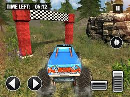 monster truck racing games offroad monster truck rally challenging race android apps on