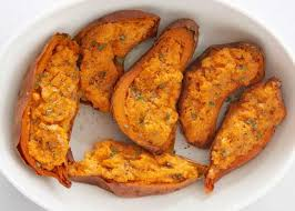 try no marshmallow sweet potatoes this thanksgiving allrecipes