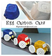egg carton cars u2013 the pinterested parent