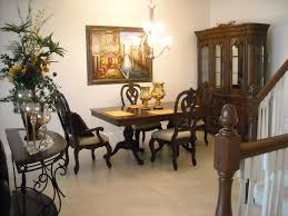 Mediterranean Dining Room Furniture by Vacation Home Mediterranean Three Story Beach Townhouse St Pete
