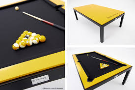 Pool Table Meeting Table The Veuve Clicquot Dining Table By Fusiontables Homecrux