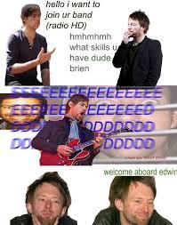 Radiohead Meme - radiohead memes home facebook