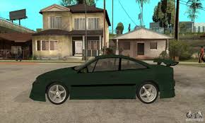 opel calibra opel calibra for gta san andreas
