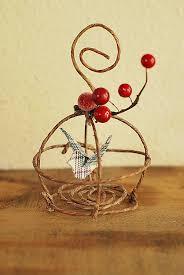 pretty ditty bird and birdcage ornament tutorial